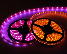 5050 smd led strip(non-waterproof)