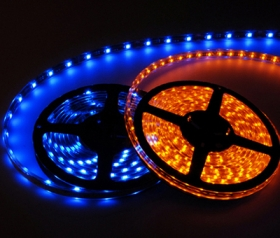 3528 smd led strip (non-waterproof)