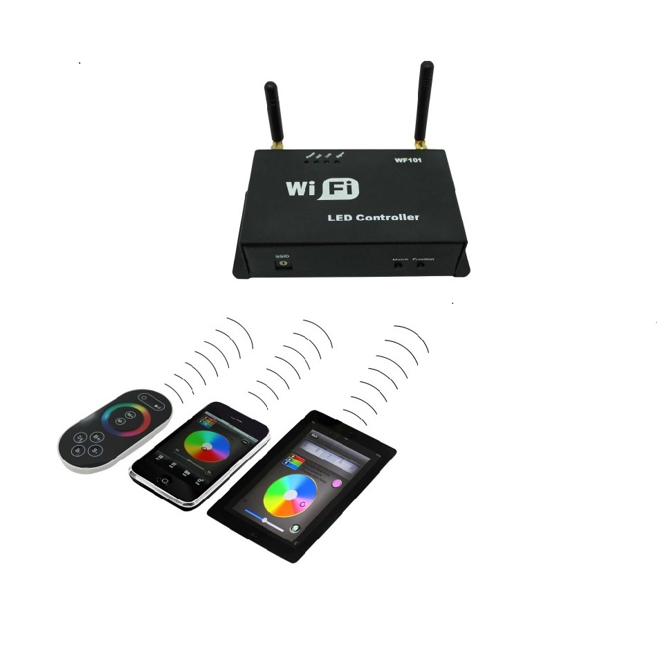 WiFi controller-constant current WF101