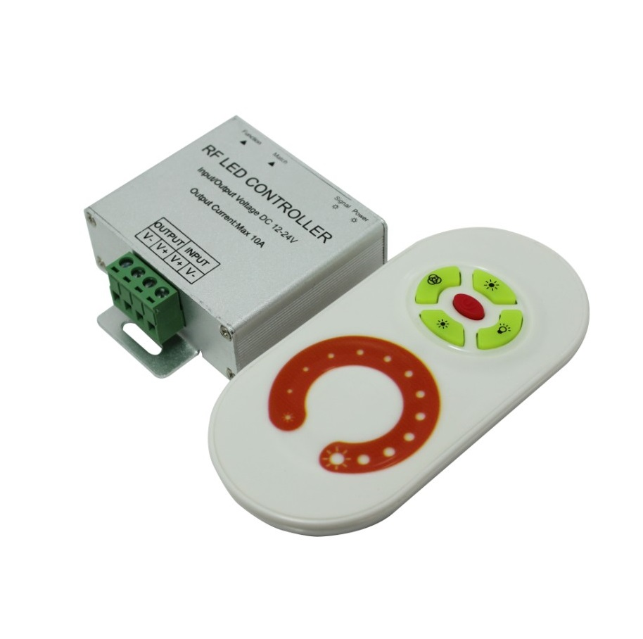 Touch 5key dimmer RF303