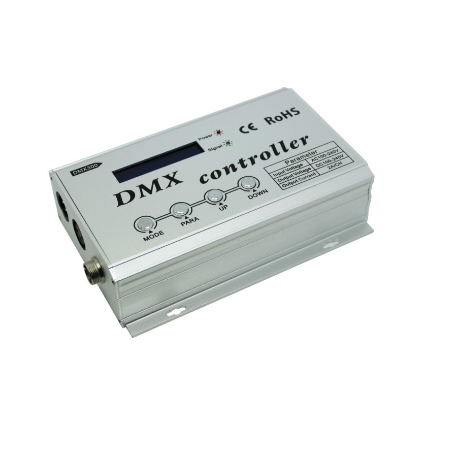 High-voltage DMX controller DMX300
