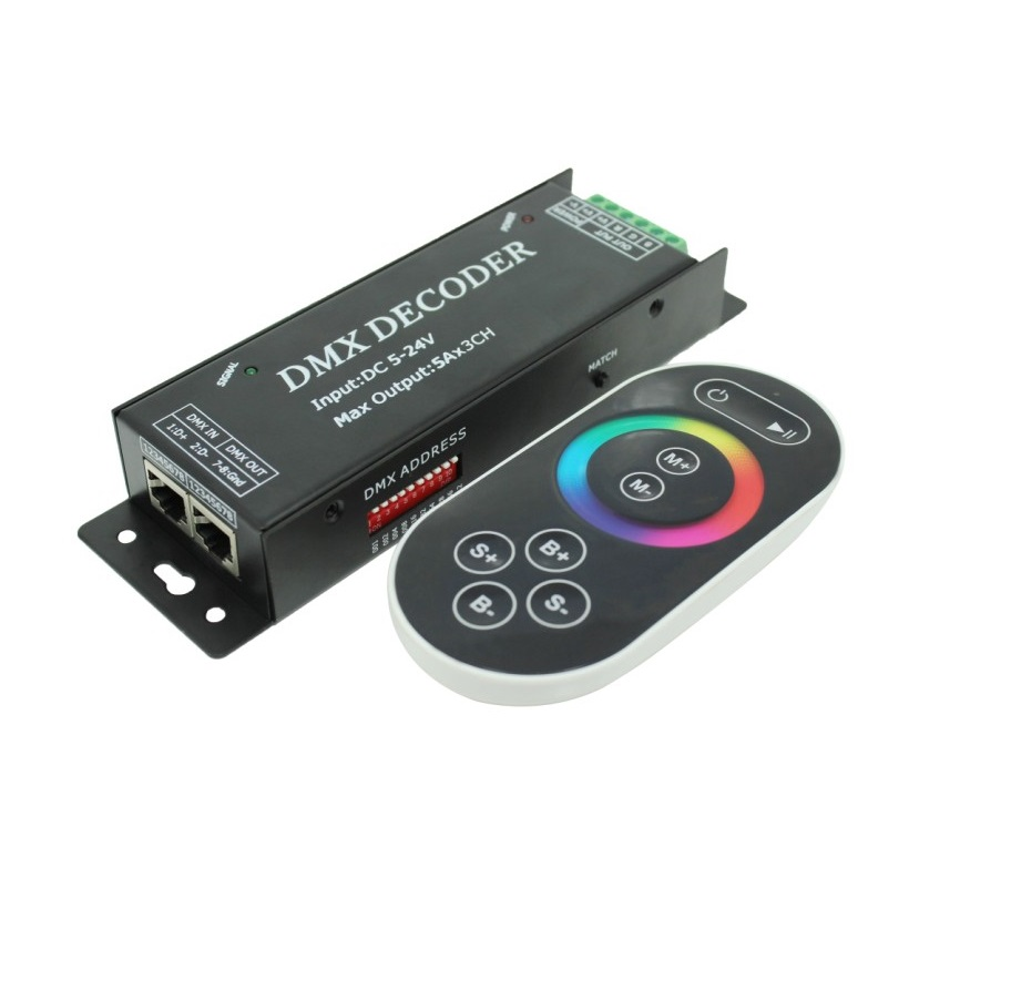 Strip DMX decoder/Controller DMX101