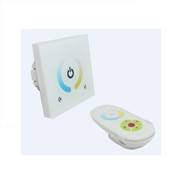 Color Temperature controller with remoter TM072E