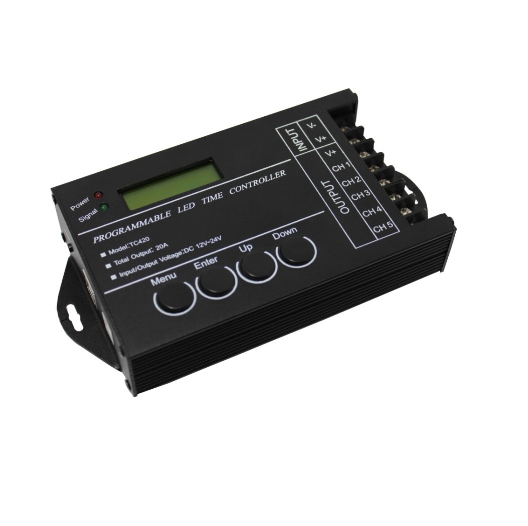 Time programmable controller TC420