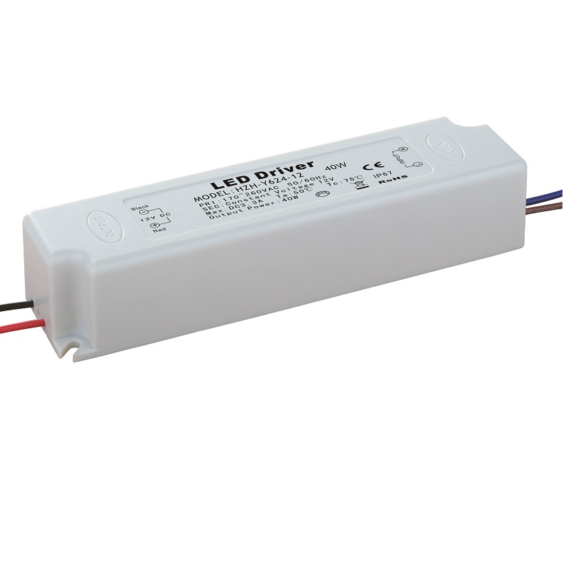 Waterproof LED driver 40W